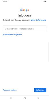 Samsung galaxy-note-8-sm-n950f-android-pie - Applicaties - Account aanmaken - Stap 5