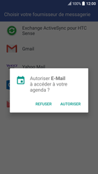 HTC 10 - E-mail - Configurer l