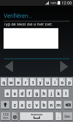 Samsung Galaxy J1 (SM-J100H) - Applicaties - Account aanmaken - Stap 18