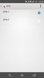 Sony Xperia E4g - Premiers pas - Configurer l