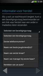 HTC Desire 601 - apps - account instellen - stap 13