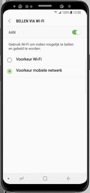 Samsung Galaxy J5 (2016) - Bellen - bellen via wifi (VoWifi) - Stap 8