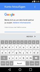 LG X Power - E-Mail - Konto einrichten (gmail) - Schritt 10