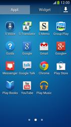 Samsung Galaxy S 4 Mini LTE - Applicazioni - Configurazione del negozio applicazioni - Fase 3