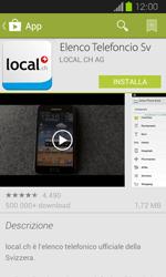 Samsung Galaxy Express - Applicazioni - Installazione delle applicazioni - Fase 7