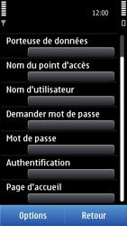 Nokia N8-00 - Internet - Configuration manuelle - Étape 16