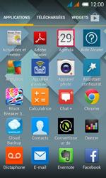 Alcatel One Touch Pop C3 - E-mail - configuration manuelle - Étape 7