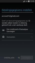 Samsung I9195i Galaxy S4 mini VE - Applicaties - Account aanmaken - Stap 16