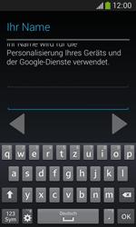 Samsung G3500 Galaxy Core Plus - Apps - Konto anlegen und einrichten - Schritt 7