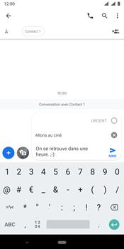 Nokia 9 - MMS - envoi d'images - Étape 12
