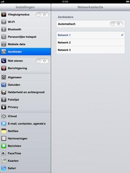 Apple iPad mini - Bellen - in het buitenland - Stap 7