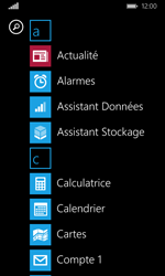 Microsoft Lumia 532 - E-mail - Envoi d