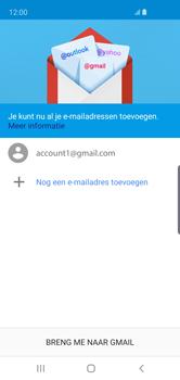 Samsung Galaxy S10e - E-mail - e-mail instellen (gmail) - Stap 13