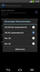 LG G Flex - Netzwerk - Netzwerkeinstellungen ändern - 7 / 8