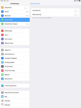 Apple iPad Pro 12.9 inch - iOS 12 - Netzwerk - Netzwerkeinstellungen ändern - Schritt 6
