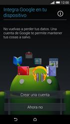 HTC One M8 - Primeros pasos - Activar el equipo - Paso 8