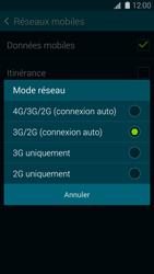Samsung G900F Galaxy S5 - Réseau - Activer 4G/LTE - Étape 7