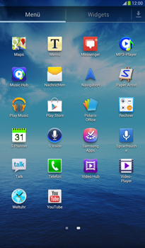 Samsung Galaxy Tab 3 7-0 - Anrufe - Anrufe blockieren - 3 / 15