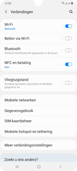 Samsung Galaxy A41 Dual-SIM (SM-A415F) - Bellen - WiFi Bellen (VoWiFi) - Stap 5