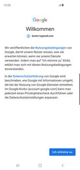 Samsung Galaxy S10 - E-Mail - Konto einrichten (gmail) - Schritt 11