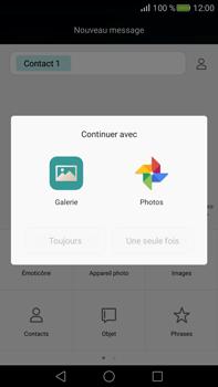 Huawei Mate S - MMS - envoi d'images - Étape 13