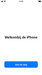 Apple iphone-se-met-ios-13-model-a1723 - Instellingen aanpassen - Nieuw toestel instellen - Stap 35