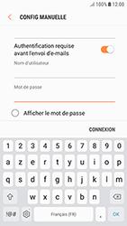 Samsung Galaxy J3 (2017) - E-mails - Ajouter ou modifier un compte e-mail - Étape 15