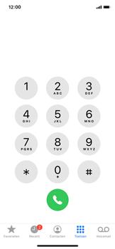 Apple iphone-x-met-ios-13-model-a1901 - Beveiliging en ouderlijk toezicht - Nummer blokkeren - Stap 3