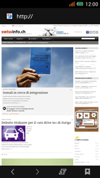 Alcatel One Touch Idol Mini - Internet e roaming dati - uso di Internet - Fase 20