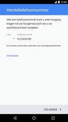 LG Google Nexus 5X (H791F) - Applicaties - Account aanmaken - Stap 13