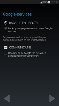 Samsung Galaxy Note 4 4G (SM-N910F) - Applicaties - Account aanmaken - Stap 13