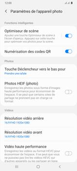 Samsung Galaxy A31 - Photos, vidéos, musique - Prendre une photo - Étape 8