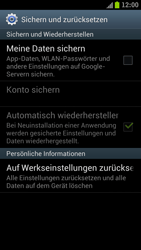 Samsung Galaxy S3 - Fehlerbehebung - Handy zurücksetzen - 0 / 0