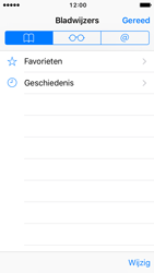 Apple iPhone 5c iOS 10 - Internet - Internet gebruiken - Stap 9