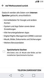 LG G5 - Fehlerbehebung - Handy zurücksetzen - 1 / 1