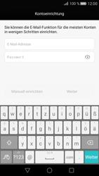 Huawei P8 - E-Mail - Konto einrichten (outlook) - Schritt 6