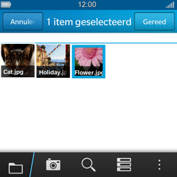 BlackBerry Q5 - e-mail - hoe te versturen - stap 14