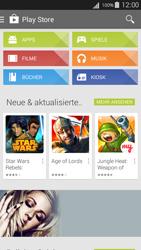 Samsung Galaxy S III Neo - Apps - Konto anlegen und einrichten - 21 / 22