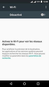 Acer Liquid Zest 4G Plus - Wifi - configuration manuelle - Étape 4