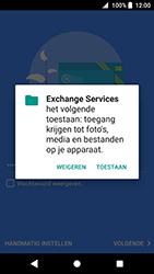 Sony Xperia XZ Premium - Android Oreo - E-mail - e-mail instellen (outlook) - Stap 11