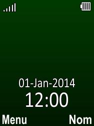 Doro Phone Easy 621 - Sécuriser votre mobile - Activer le code de verrouillage - Étape 1