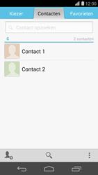 Huawei Ascend P7 - contacten, foto