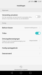 Huawei Nova - sms - handmatig instellen - stap 6