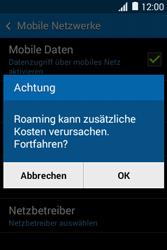 Samsung G130HN Galaxy Young 2 - Ausland - Im Ausland surfen – Datenroaming - Schritt 9