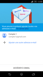 Sony D5803 Xperia Z3 Compact - E-mail - Configuration manuelle (gmail) - Étape 14