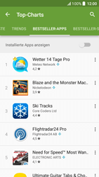 HTC One A9s - Apps - Herunterladen - Schritt 12
