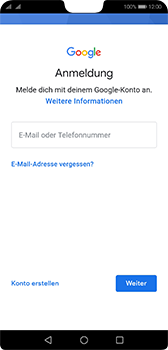 Huawei P20 - Android Pie - E-Mail - 032a. Email wizard - Gmail - Schritt 8