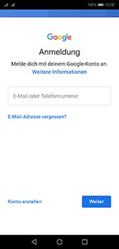 Huawei P20 - Android Pie - E-Mail - Konto einrichten (gmail) - Schritt 8