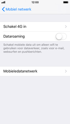 Apple iPhone SE - iOS 11 - Buitenland - Internet in het buitenland - Stap 6