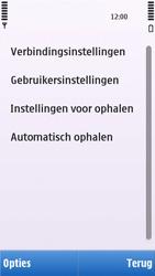 Nokia C5-03 - e-mail - handmatig instellen - stap 20